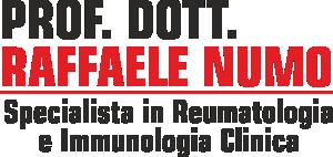 Prof. Raffaele Numo - Specialista in reumatologia e Immunologia Clinica Bari - Cosenza e Vibo Valentia